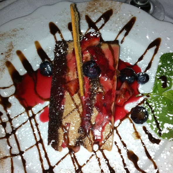Chocolate Mousse - Post Oak Grill, Houston, TX