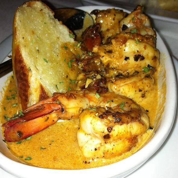 Wicked Cajun Bbq Shrimp - Fleming's Steakhouse - Austin The Domain, Austin, TX