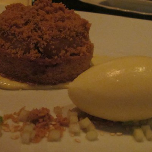 Desserts - Lincoln Ristorante, New York, NY