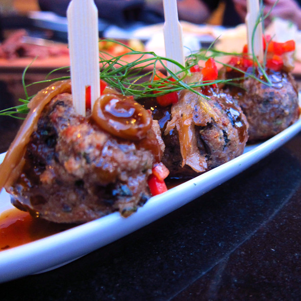 Lamb Meatballs - III Forks - Chicago, Chicago, IL