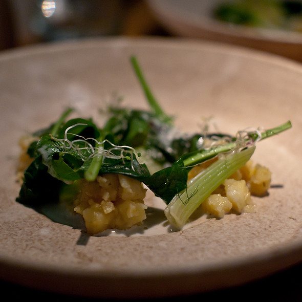 Potatoes and Vegetables - Commis (Oakland), Oakland, CA