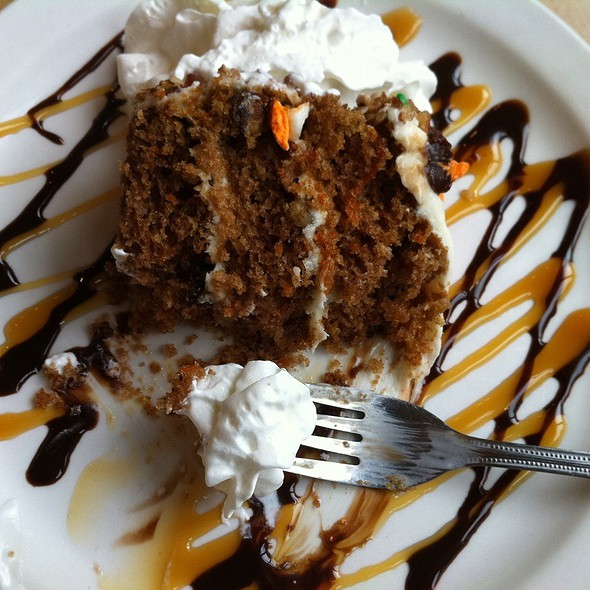 Toojays Carrot Cake Recipe