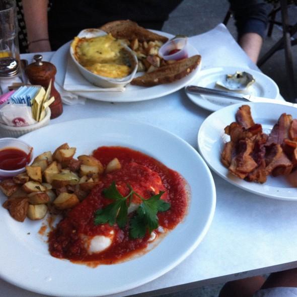 Eggs Rondo - Ella Kitchen & Bar, New York, NY