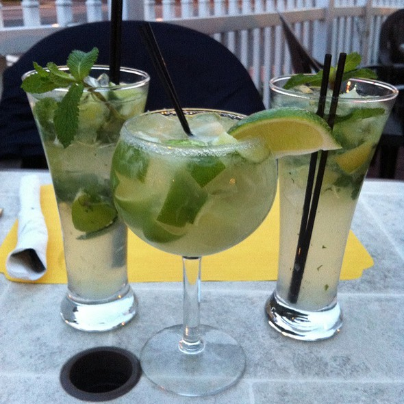 Mojito And Caipirinha - La Caraquena Latin American Cuisine, Falls Church, VA