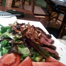 Grilled Steak Salad - Tommy Bahama Restaurant & Bar - Naples, Naples, FL