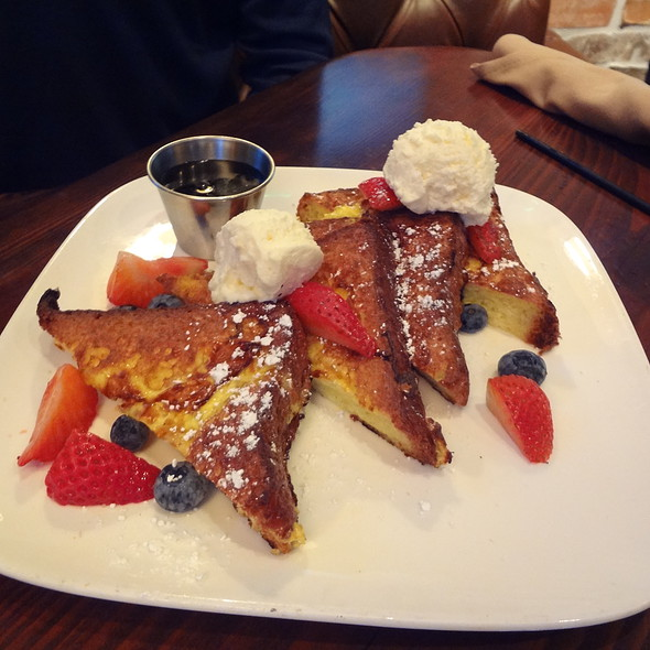 French Toast - The Brick Yard, San Francisco, CA