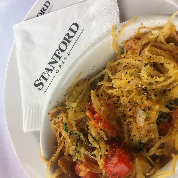 Spaghetti Squash - Stanford Grill, Columbia, MD