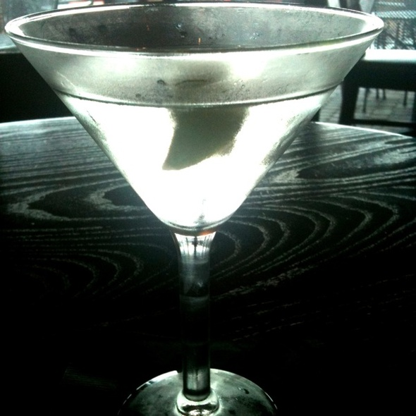 Vodka Martini - Sullivan's Steakhouse - Leawood, Leawood, KS