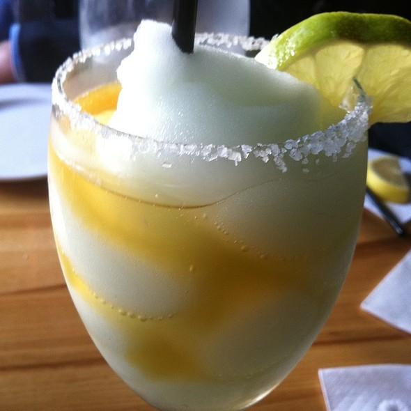 Frozen Texas Margarita - Cinco Mexican Cantina - Akers Mill, Atlanta, GA