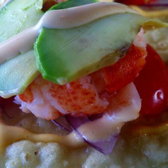 Lobster Ahi Flatbread - Kona Grill - Houston, Houston, TX