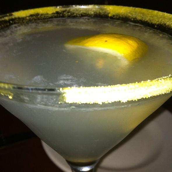 Lemon Drop Martini - Hugo's Frog Bar & Fish House - Naperville, Naperville, IL