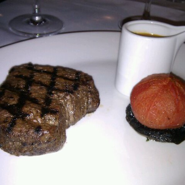 Fillet Steak - The Grill Room at the Square, Glasgow