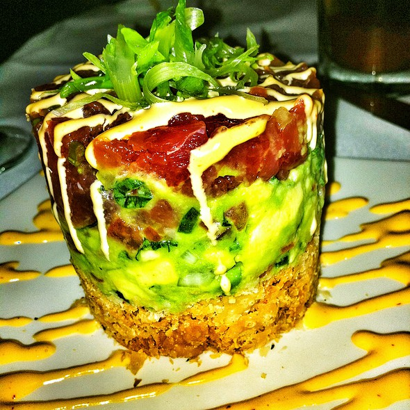 Tuna Tartare - Mastro's Steakhouse - Chicago, Chicago, IL