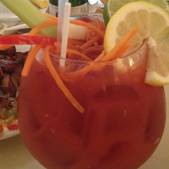Bloody Mary - Sarabeth's East, New York, NY
