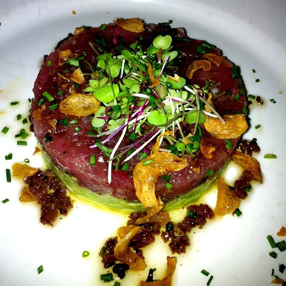Tuna Tartare - Lavo - NYC, New York, NY