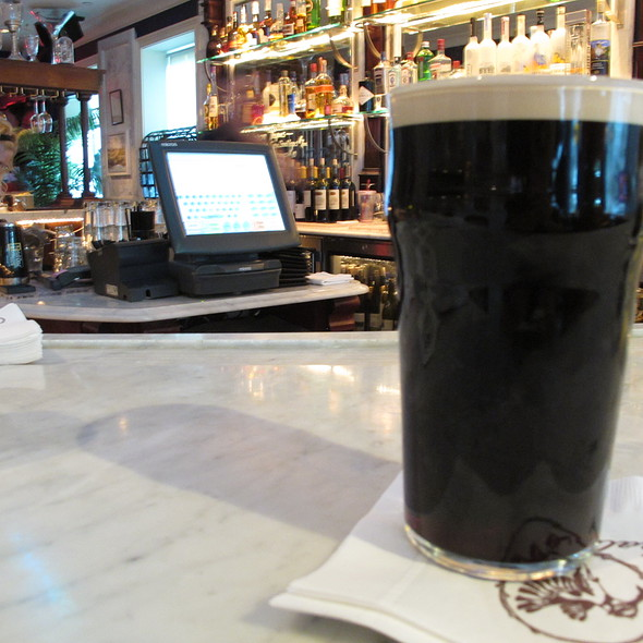 Guinness - Halcyon Brasserie, Montclair, NJ