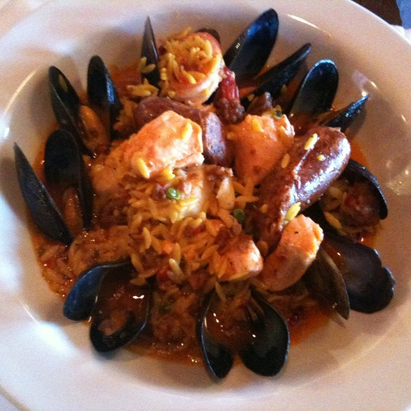 Paella - Clyde's of Columbia, Columbia, MD