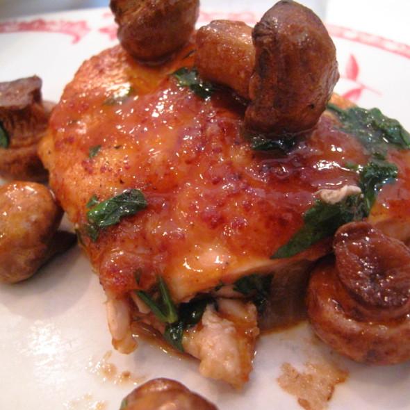 Chicken Marsala - Maggiano's - Philadelphia, Philadelphia, PA