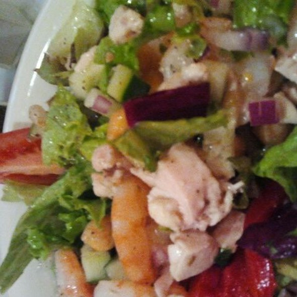 Chopped Salad - Rosebud Theater District, Chicago