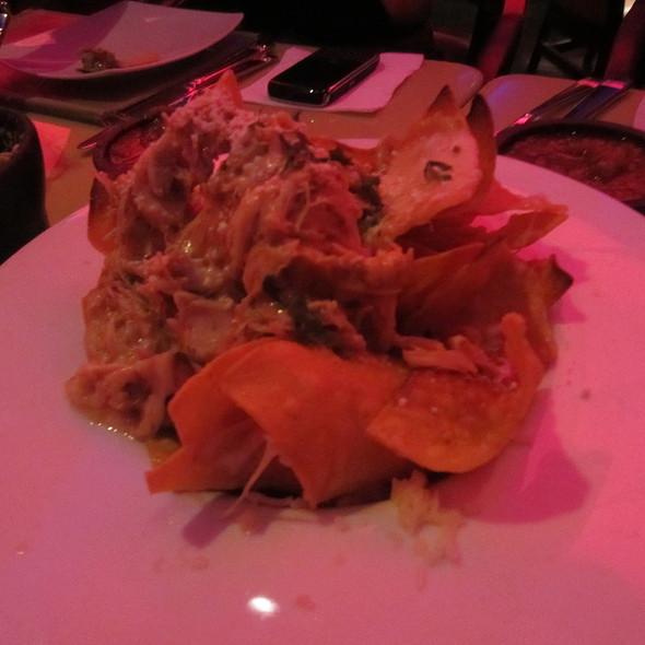Drunken Chicken Nachos - Yolo's Mexican Grill, Las Vegas, NV