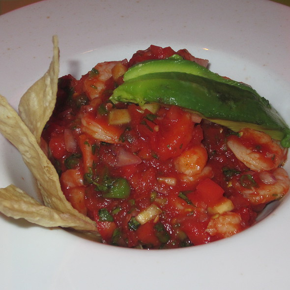 Ceviche de Camarones - Yolo's Mexican Grill, Las Vegas, NV