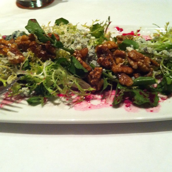 Roasted Beet And Walnut Salad - Hanover Street Chophouse, Manchester, NH