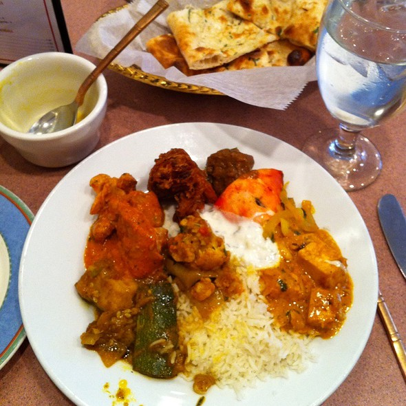 Lunch Buffet Set - Kashmir, Boston, MA