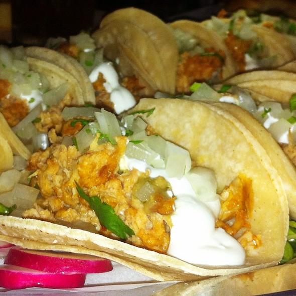 Chicken Tacos - The Brooklyneer, New York, NY
