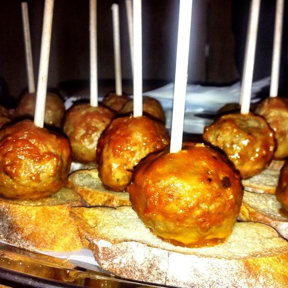 Meatballs - The Brooklyneer, New York, NY