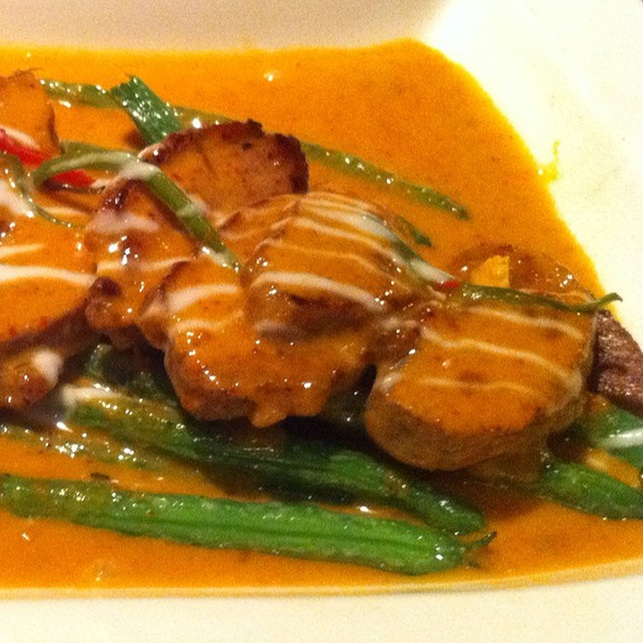 Duck In Panang Curry - Tamarind Seed, Atlanta, GA