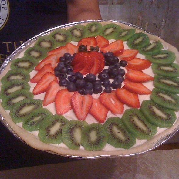 Red Velvet Cake Da Vinci Pizza