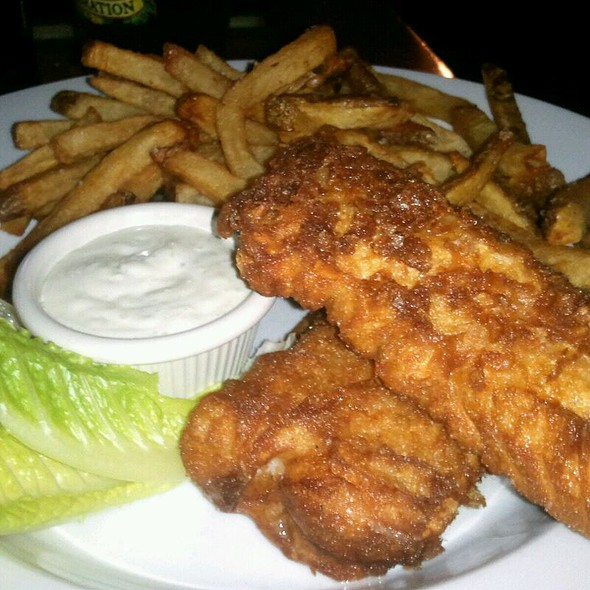 Fish and Chips - The Half Pint, New York, NY