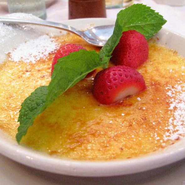 Creme Brulee - Maggiano's - Philadelphia, Philadelphia, PA