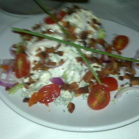 Blue Cheese Wedge Salad - Fleming's Steakhouse - Boston, Boston, MA