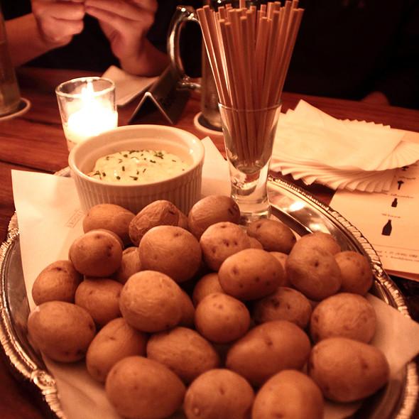 Patatas Arrugadas - The Brooklyneer, New York, NY