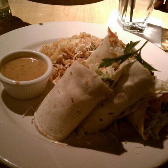 Crispy Chicken Tacos - Kona Grill - Scottsdale, Scottsdale, AZ