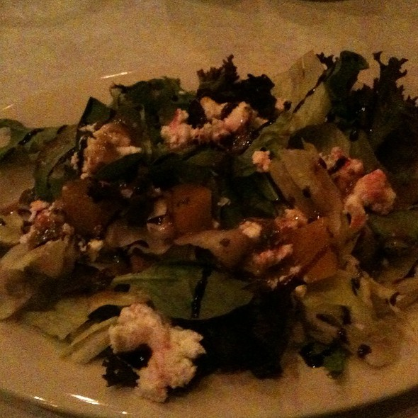 Goat Cheese Salad - Spezia - Steaks, Italian & Seafood, Sioux Falls, SD