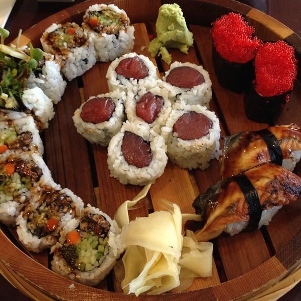 Tuna Rolls Etc.  - The Sit Down Cafe & Sushi Bar, Chicago, IL
