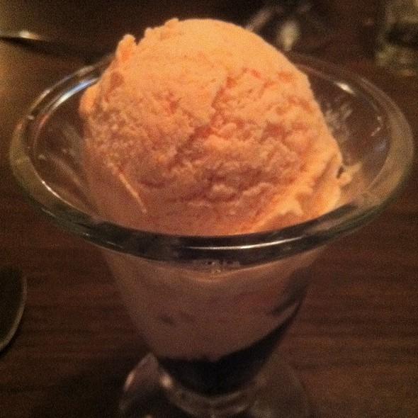 Crab Ice Cream - Fresh Fish Co., Denver, CO