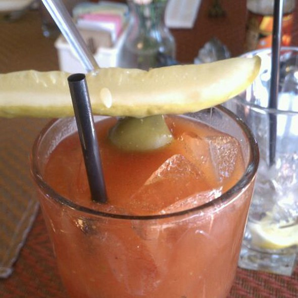 Bloody Mary - Josephine's Modern American Bistro, Flagstaff, AZ