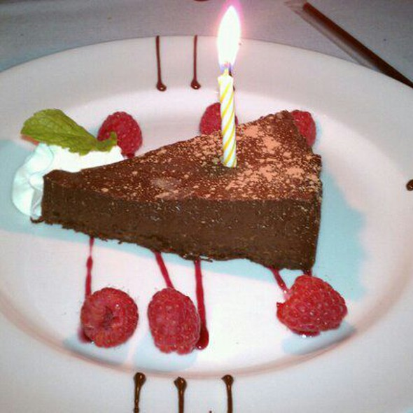 Flourless Chocolate Espresso Cake - The Capital Grille - Jacksonville, Jacksonville, FL