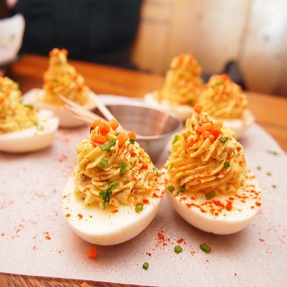 Deviled Eggs - The Brooklyneer, New York, NY