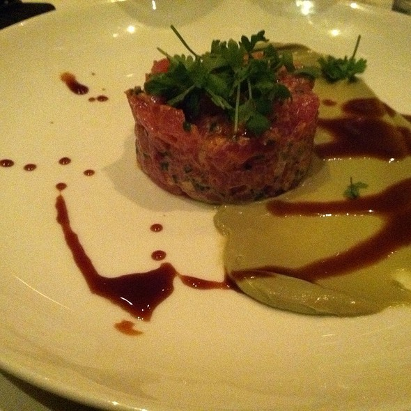 Tuna Tartare - Epoch at The Exeter Inn, Exeter, NH