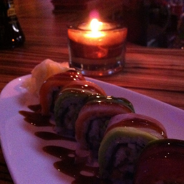 50 Columbus Roll - Teppan Bar & Grill, Jersey City, NJ