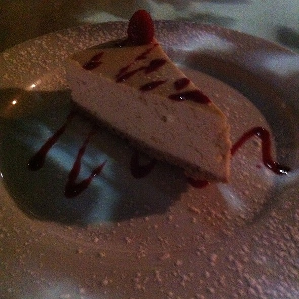 Cheesecake - Lola's on Harrison, Hollywood, FL