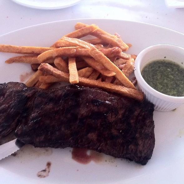 Skirt Steak - Harbor Mist Restaurant, Cold Spring Harbor, NY
