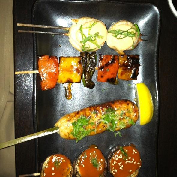 Robata Grill - Basho Japanese Brasserie, Boston, MA