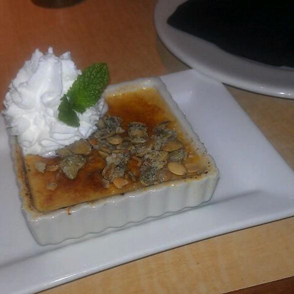 Pumpkin Cream Brulee - Kona Grill - Lincolnshire, Lincolnshire, IL