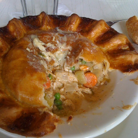 Chicken Pot Pie - Max's Opera Cafe, San Francisco, CA