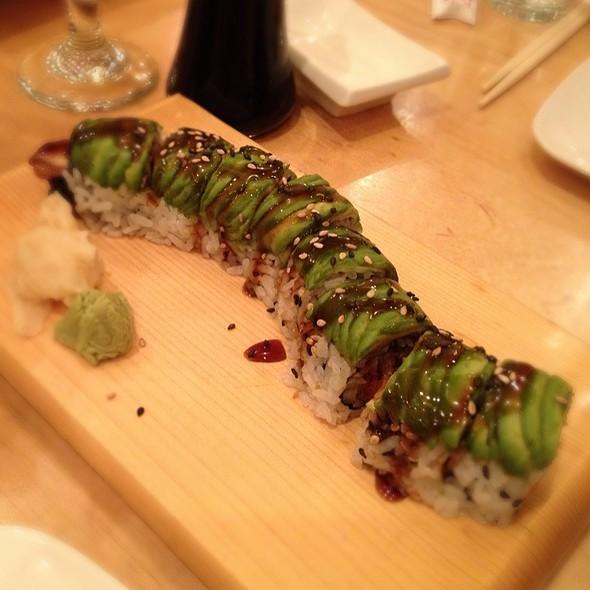 Catepillar Roll - Sushi House, Leawood, KS